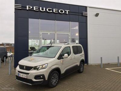 używany Peugeot Rifter L1 1,5 BlueHDi Allure 100HK