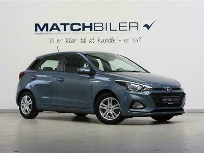 brugt Hyundai i20 1,0 T-GDI Nordic Edition DCT 100HK 5d 7g Aut.