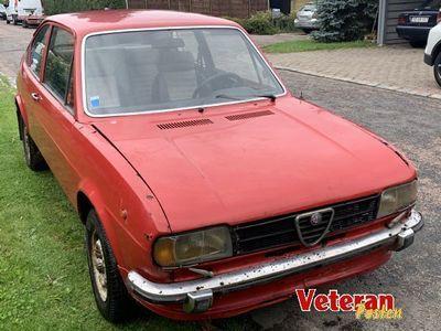 brugt Alfa Romeo Alfasud TI sjælden