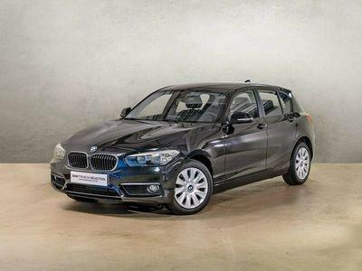 brugt BMW 120 i 1,6 aut.