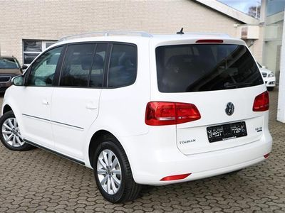 brugt VW Touran 2,0 TDI BMT Highline DSG 140HK 6g Aut.