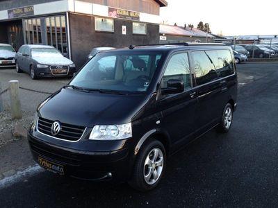 brugt VW Multivan 2,5 TDi 174 Comfortline