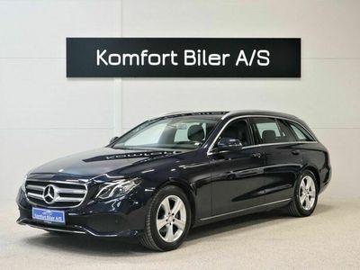 brugt Mercedes E220 Avantgarde stc. aut. 2,0