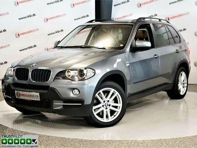 brugt BMW X5 3,0 D Steptr.