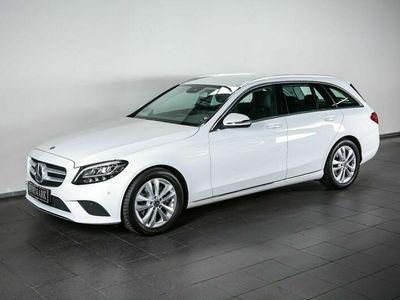 brugt Mercedes C200 1,5 stc. aut.