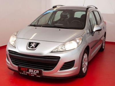 brugt Peugeot 207 1,6 HDi 90 Comfort+ SW