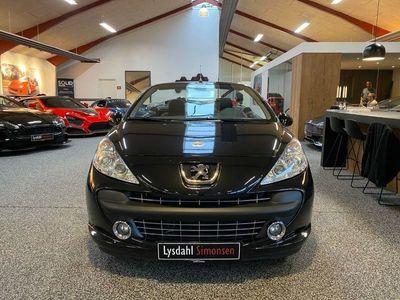 brugt Peugeot 207 CC 1,6 THP 150 Sport