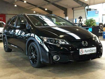 brugt Honda Civic Tourer 1,8 i VTEC Elegance 142HK Stc Aut.