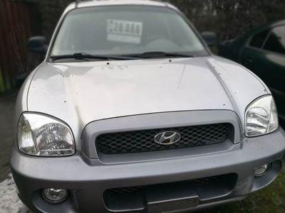 brugt Hyundai Santa Fe 2,0