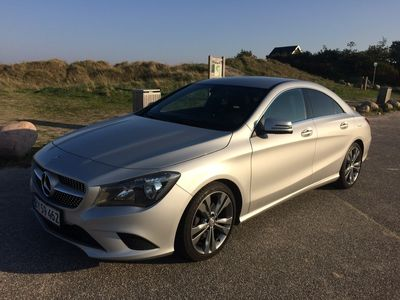 used Mercedes CLA200 Coupé Man.