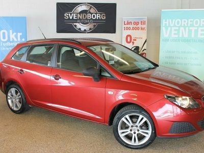 second-hand Seat Ibiza ST 1,2 TDi 75 Reference eco
