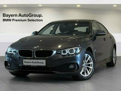 brugt BMW 420 Gran Coupé i 2,0 Executive aut.