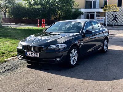 brugt BMW 520 D / LAV KM