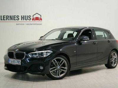 brugt BMW 118 d M-Sport aut.