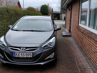 brugt Hyundai i40 1.7 CRDi 5 dørs Stationcar Aut.