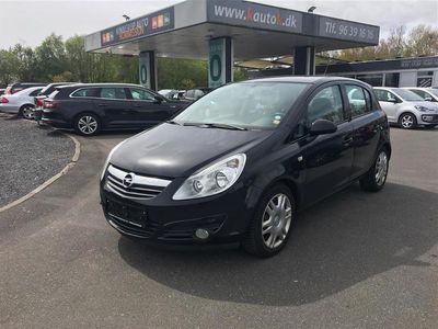 brugt Opel Corsa 1,3 CDTI Enjoy 90HK 5d 6g