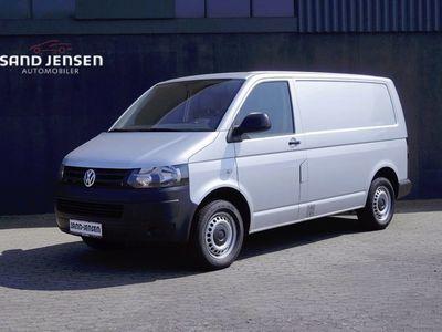 brugt VW Transporter 2,0 TDi 140 Kassevogn kort