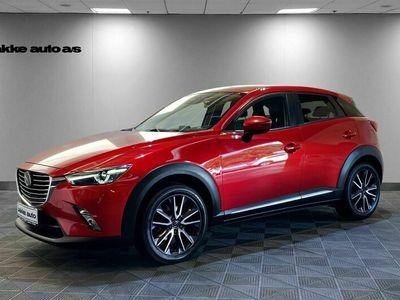 brugt Mazda CX-3 2,0 SkyActiv-G 120 Optimum aut.
