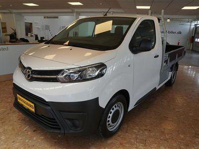 usata Toyota Proace Medium 2,0 D Chassis med lad 120HK Van