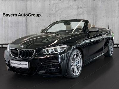 brugt BMW M240 3,0 Cabriolet aut.