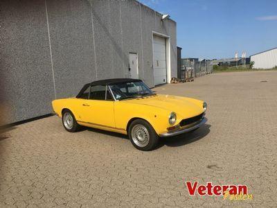 brugt Fiat 124 Spider Fiat 124 Spider