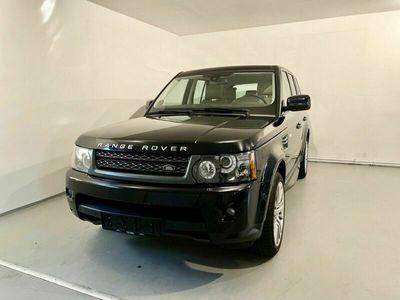 brugt Land Rover Range Rover Sport Range Rover Sport 3,0 TDV6 HSE aut. 5d 3,0 TDV6 HSE aut. 5d