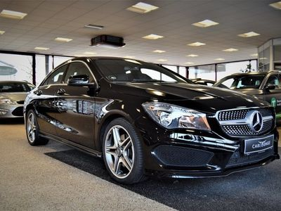 used Mercedes CLA220 d 2,2 aut.