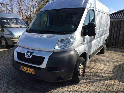 brugt Peugeot Boxer 333 L2H2 2,2 HDI 120HK Van 6g