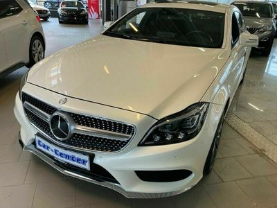 brugt Mercedes CLS350 Shooting Brake 3,0 BlueTEC aut.