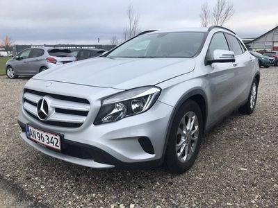 used Mercedes GLA250 2,0 7 trins aut. 211HK 5d
