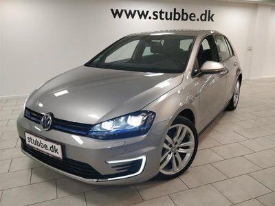 brugt VW Golf 1,4 TSI GTE DSG 204HK 5d 6g Aut. A+++