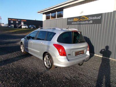 brugt Peugeot 308 SW 1,6 e-HDi Sportium 112HK Stc