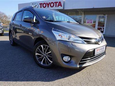 brugt Toyota Verso 5 pers. 1,8 VVT-I T2 Premium 147HK 6g