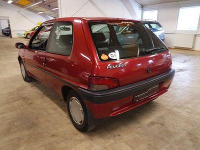 brugt Peugeot 106 1,1 Reebok