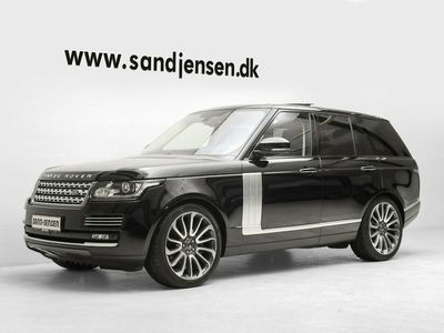 used Land Rover Range Rover 4,4 SDV8 SVAutobiography aut.
