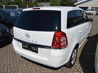 brugt Opel Zafira Flexivan 1,7 CDTI DPF Limited Edition 125HK Van 6g