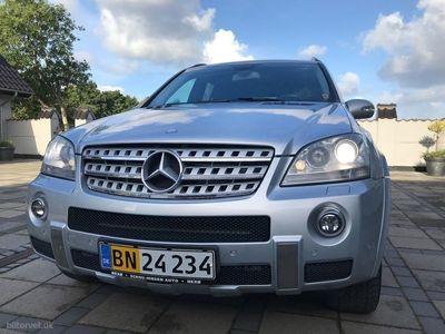 brugt Mercedes ML320 3,0 CDI 4-Matic 224HK 5d 7g Aut.