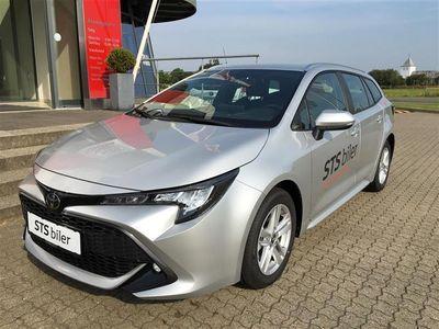 brugt Toyota Corolla Touring Sports 1,2 T3 Smartpakke Multidrive S 116HK Stc 6g Aut.