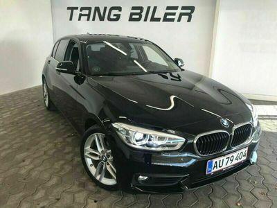 brugt BMW 118 d 150hk
