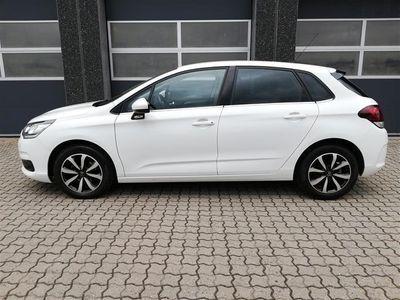 brugt Citroën C4 1,6 Blue HDi Millesime start/stop 100HK 5d