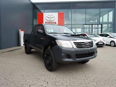brugt Toyota HiLux Extra Cab 2,5 D-4D T2 a/c 4x4 144HK Pick-Up