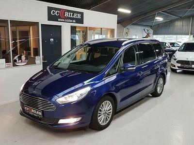 brugt Ford Galaxy 2,0 TDCi 150 Titanium aut.