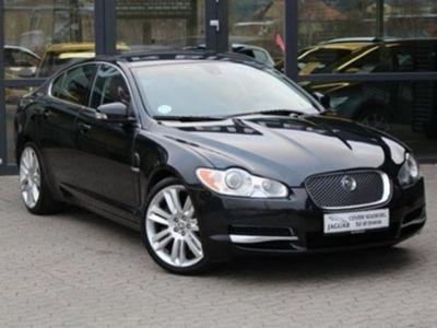 käytetty Jaguar XF 2,7 D V6 Luxury aut.