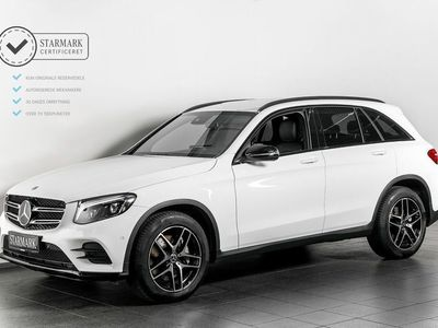brugt Mercedes GLC300 2,0 Night Edition aut. 4-M