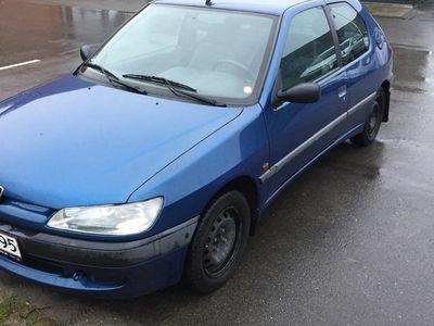 brugt Peugeot 306 1.6 88 HK