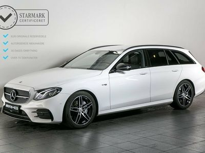 used Mercedes E43 AMG 3,0 AMG stc. aut. 4-M