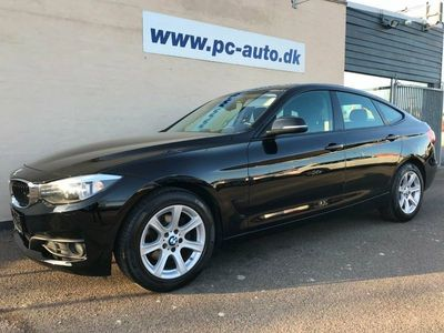 gebraucht BMW 320 Gran Turismo d 2,0 aut.