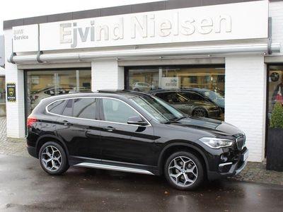 brugt BMW X1 2,0 sDrive18d X-Line aut.