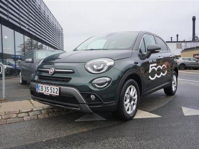 brugt Fiat 500X 1,0 FireFly City Cross 120HK 5d 6g