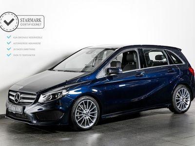 brugt Mercedes B200 1,6 Final Edition aut.